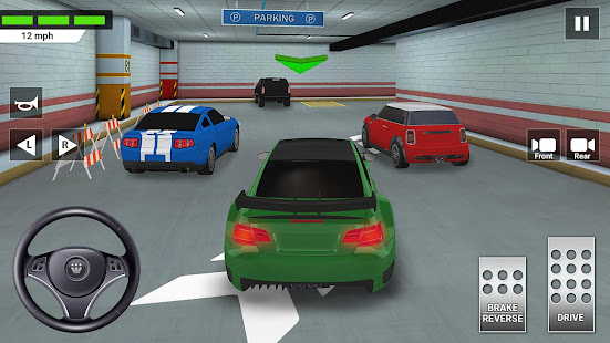 Car Driving & Parking School 3.4 screenshots 2