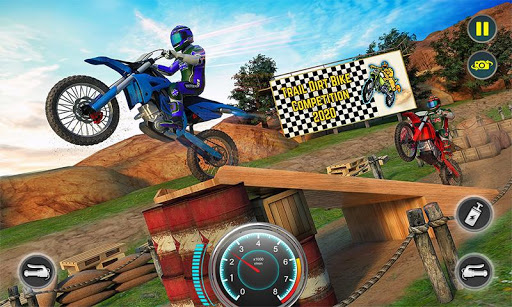 Xtreme Dirt Bike Racing Off-road Motorcycle Games  screenshots 1