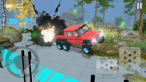 Offroad Simulator 2021: Mud & Trucks 1.0.17 screenshots 12