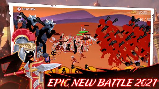 Stickman Battle 2: Empires War  screenshots 14