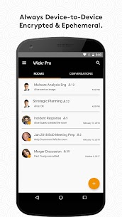Wickr Me – Private Messenger 1