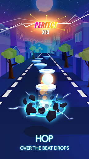 Hop Ball 3D: Dancing Ball on Music Tiles Road screenshots 2