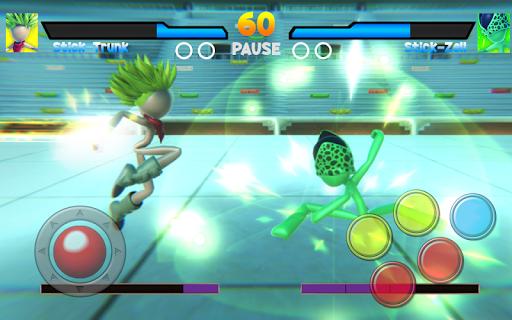 Stick Super Battle War Warrior Dragon Shadow Fight 8.0 screenshots 8