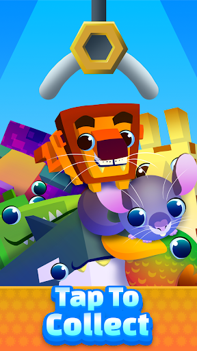 Spin a Zoo - Tap, Click, Idle Animal Rescue Game!  screenshots 2