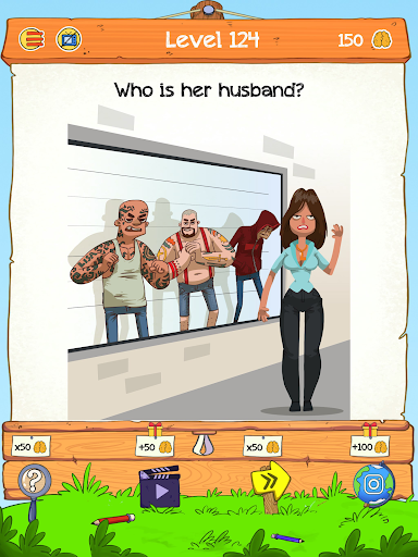 Braindom 2: Who is Who? Riddles Master Mind Game 1.1.5 screenshots 12