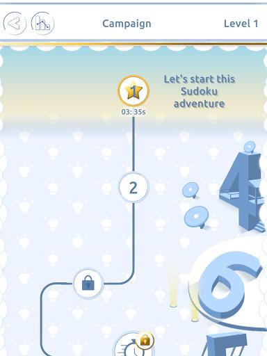 Sudoku Genius - sudoku free games  screenshots 20