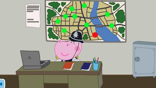 kids policeman station screenshot 1
