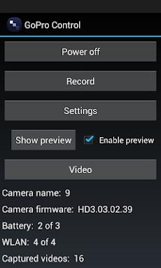 Camera Controller for Hero Camerasのおすすめ画像1