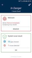 screenshot of Antivirus Mobile - Cleaner, Phone Virus Scanner