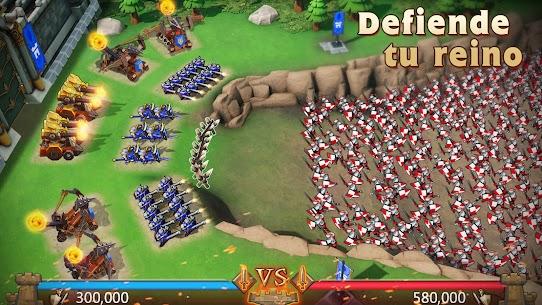Lords Mobile: Guerra de Reinos – Batalla MMORPG 4