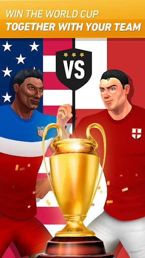 Be A Legend: Real Soccer Champions Game 2.9.7 screenshots 4