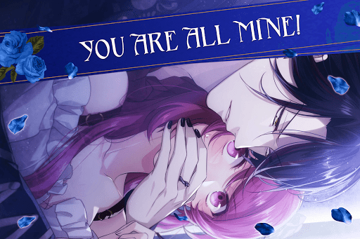 Blood in Roses - otome game / dating sim #shall we  screenshots 11