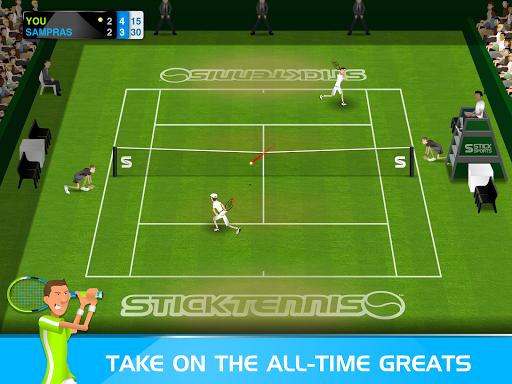 Stick Tennis 2.9.4 screenshots 7