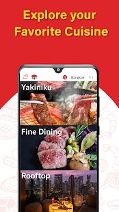 Hungry Hub - Thailand Dining Offer App 5.7.9 Screenshots 5