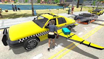 Flying Car Transport Simulator