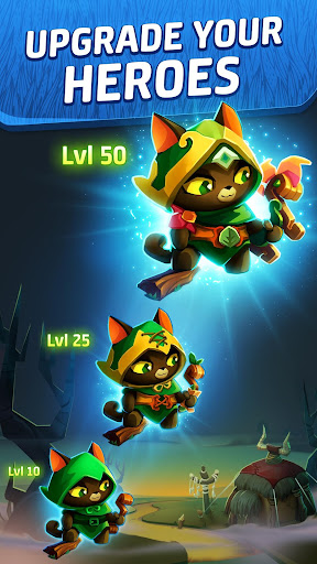 Cat Force - Free Puzzle Game goodtube screenshots 5