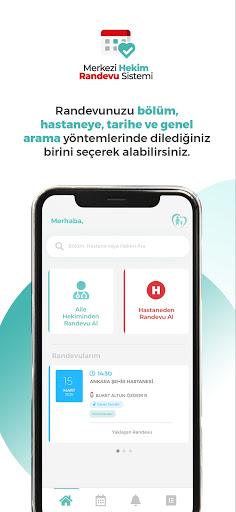 MHRS modavailable screenshots 2