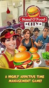 Baixar Stand O'Food City APK 1.8.8 – {Versão atualizada} 1