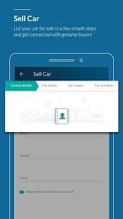 CarWale: Buy-Sell New & Used Cars, Prices & Offers Screenshot