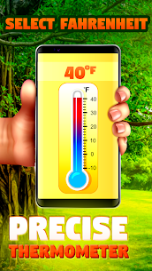 Precise thermometer in Celsius For Pc, Windows 10/8/7 And Mac – Free Download (2020) 1