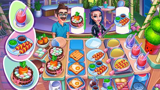 Halloween Madness : Chef Restaurant Cooking Games  screenshots 17