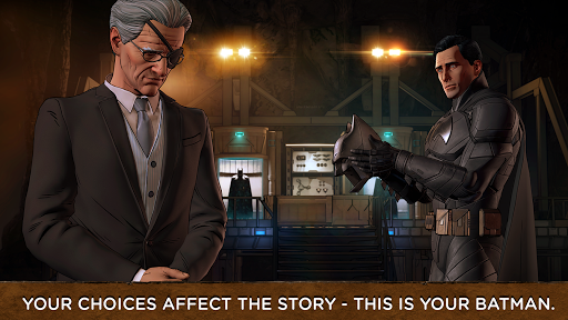 Batman: The Enemy Within 0.12 Screenshots 7