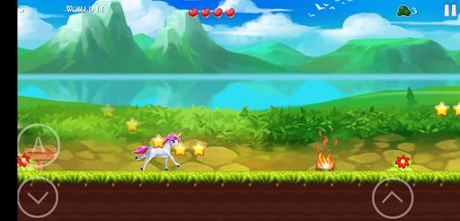 Unicorn Adventures World | Miraculous Unicorn Game screenshots 4