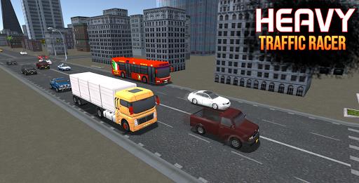 Traffic Car Racing: Highway Driving Simulator  screenshots 4