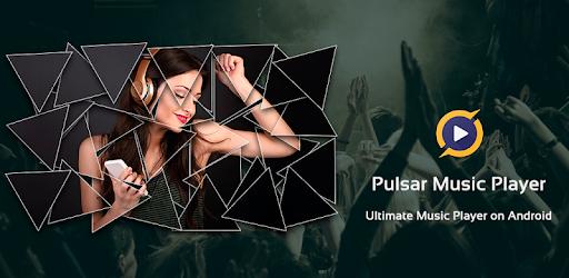 Trình phát nhạc Pulsar Pro - Pulsar Music Player APK 0