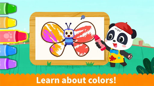 Baby Panda's Coloring Book 8.47.00.00 screenshots 3