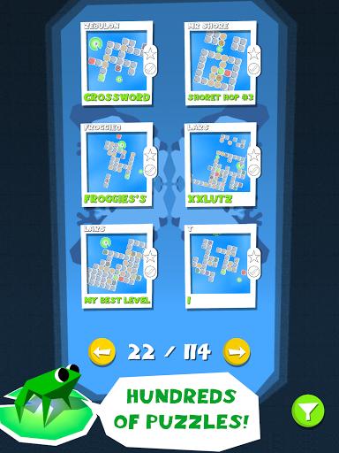 Frog Puzzle ud83dudc38 Logic Puzzles & Brain Training 5.8.5 screenshots 8
