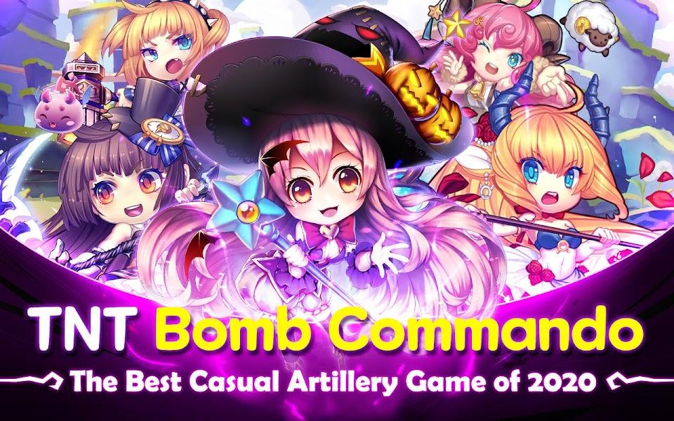 TNT Bomb Commando