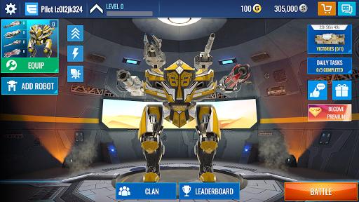 Mech Wars: Multiplayer Robots Battle 1.419 screenshots 1