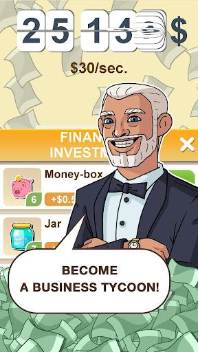 Dirty Money: the rich get richer! 1.10 screenshots 2