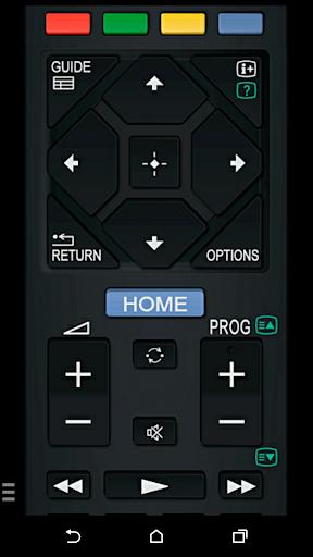 Foto do TV Remote for Sony TV (WiFi & IR remote control)