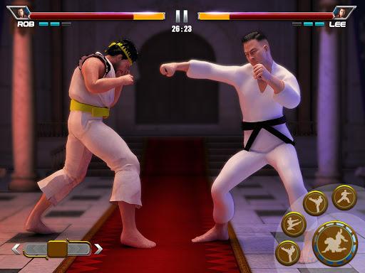 Karate Fighting 2020: Real Kung Fu Master Training apkmr screenshots 12