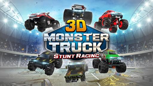 3D Monster Truck Parking Game 2.2 screenshots 1