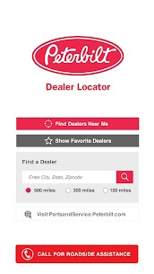 Peterbilt Dealer Locator 5.1 Latest MOD Updated 2