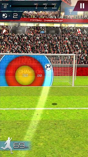 Soccer Championship-Freekick apkpoly screenshots 10