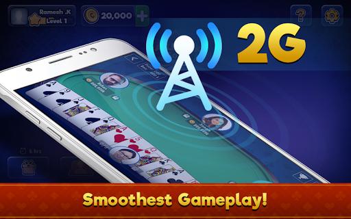 Callbreak Gold - Multiplayer  screenshots 3