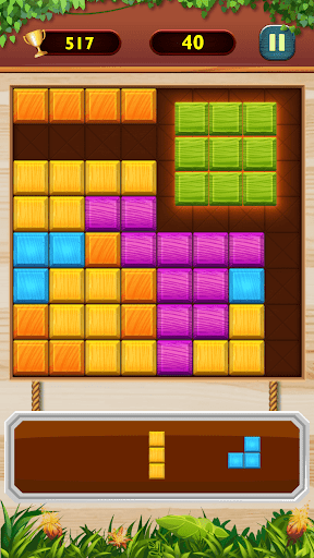 Wood Block Puzzle Classic android2mod screenshots 4