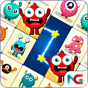 Onet Connect Monster - Tile Connect - Fruit Puzzle