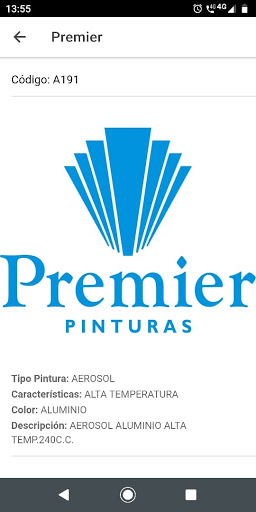 Premier Fabrica de Pinturas screenshot 3