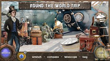 Hidden Object Adventure Games - Around The World