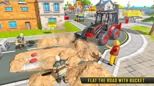 Heavy Excavator Sim 2021: Construction Simulator  screenshots 12
