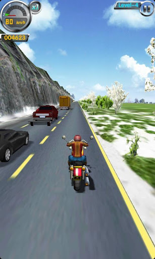 ae 3d motor :racing games free screenshot 2