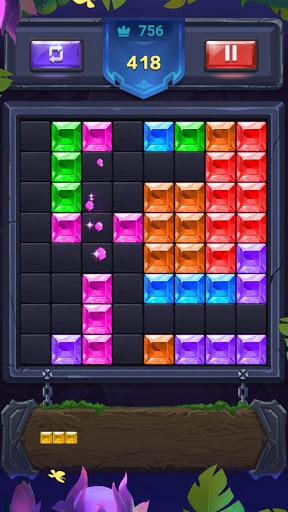 BlockPop- Classic Gem Block Puzzle Game  screenshots 4