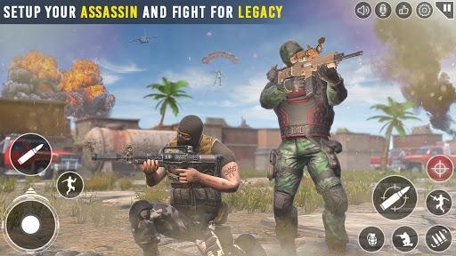 Immortal Squad Shooting Games: Free Gun Games 2020 21.5.3.3 screenshots 8