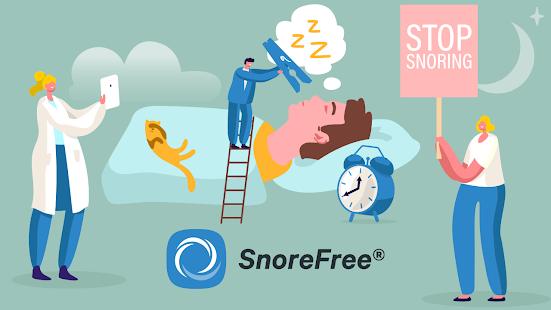 Snore Free : Stop Snoring Gym, Deep Sleep Solution