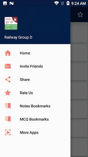 RRC Group D 2019-2020 Railway Hindi modavailable screenshots 18